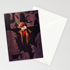 No Fool's Gambit Stationery Cards