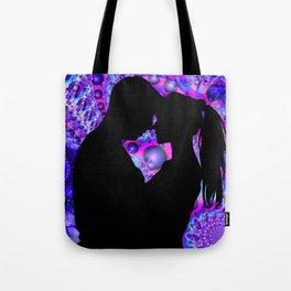 Fractal Love Tote Bag