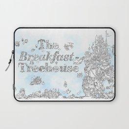 Breakfast Treehouse Laptop Sleeve