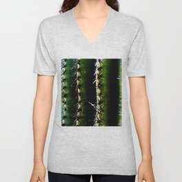 Saguaro Ribs Unisex V-Neck