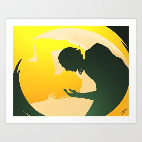 I had a dream... (Loki) Art Print