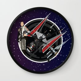 IMPERIAL dissect #2 Wall Clock
