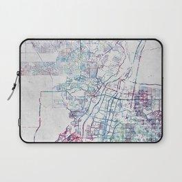 Albuquerque map Laptop Sleeve