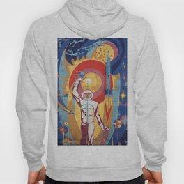 cosmonaut mosaic Hoody