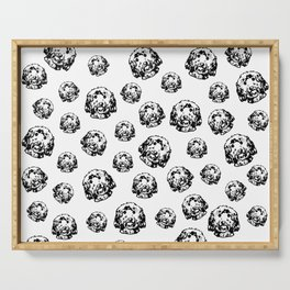 LOVELY GIFTS FOR THE COCKAPOO DOG LOVER FROM MONOFACES FOR YOU IN 2021 Serving Tray