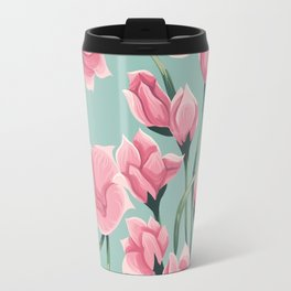 floral pattern 2 Travel Mug