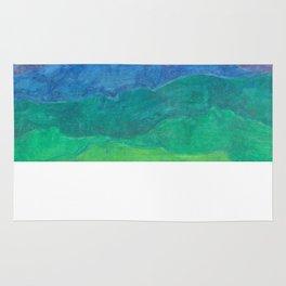 Blue Ridge Twilight Rug