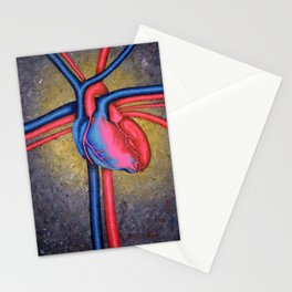 Heart 1 Stationery Cards