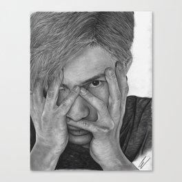 Rancore Canvas Print