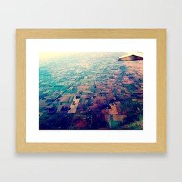 Abundant Punnets Framed Art Print