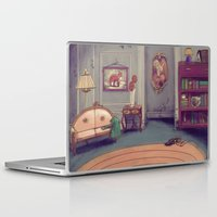 shabby chic Laptop & iPad Skins featuring Shabby Chic by Ben Geiger
