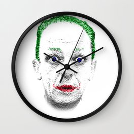 Here's Donny! Wall Clock