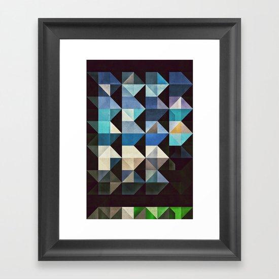 FLYGS Framed Art Print