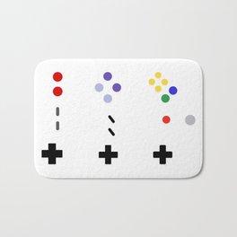 90's gaming Bath Mat