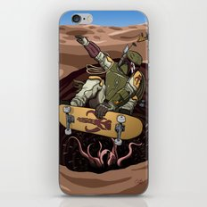 Boba Fett Shreds iPhone & iPod Skin