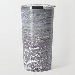 Water Flows Travel Mug