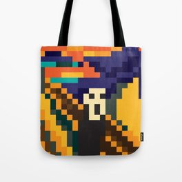 pixescream Tote Bag