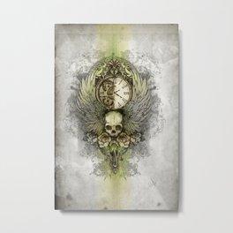 Wings Of Time Metal Print