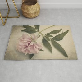 Scents of Spring - Pink Peony ii Rug
