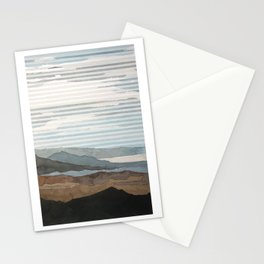 Salton Sea Landscape Stationery Cards