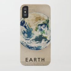 Earth Slim Case iPhone X