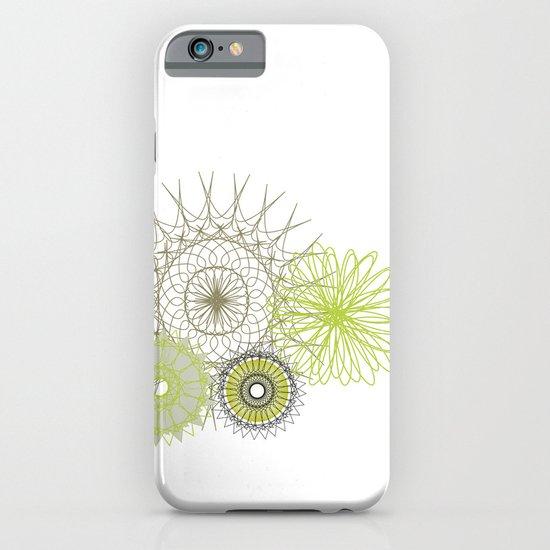 Modern Spiro Art #4 iPhone & iPod Case