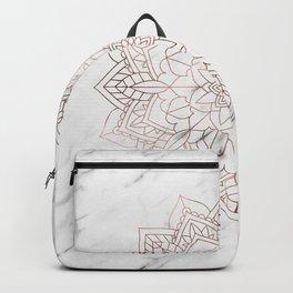 Mandala Boho Bohemian Backpack