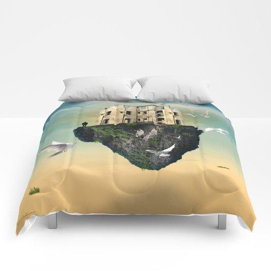 the rock Comforters