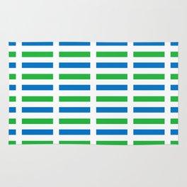 Flag of sierra leone-salone,Sierra Leonean,Leone,Sierra Leona,freetown. Rug