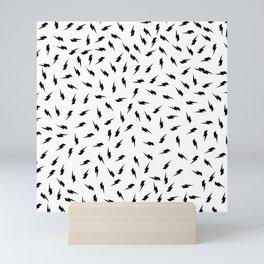 Light Bolt Mini Art Print