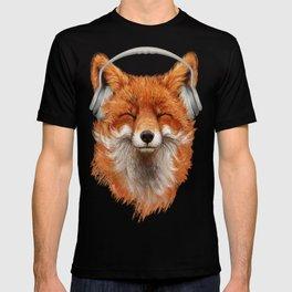 The Musical Fox T-shirt