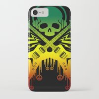 punk rock iPhone & iPod Cases featuring punk rock  by jhun21