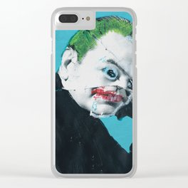 you're so art daahling Clear iPhone Case