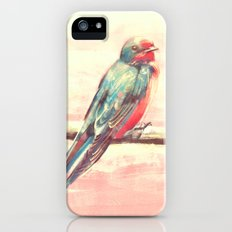Carry Your Heart Slim Case iPhone (5, 5s)