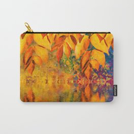 Autumn background Carry-All Pouch