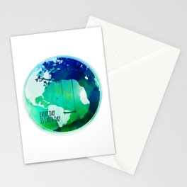 Every Day Is Earth Day - 03 Watercolor Stationery Cards