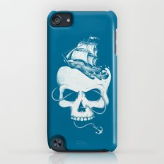 Sailing the Dead Sea iPod touch Slim Case
