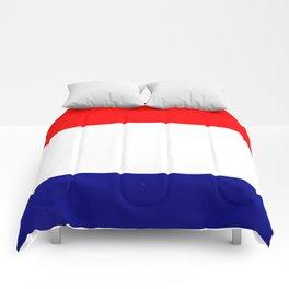 Flag of Netherlands 2 -pays bas, holland,Dutch,Nederland,Amsterdam, rembrandt,vermeer. Comforters