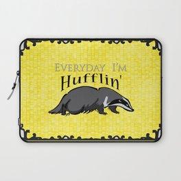 Every Day I'm Hufflin' Laptop Sleeve