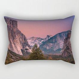 Yosemite Valley #society6 #decor #buyart Rectangular Pillow