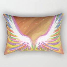 Avian Magic Rectangular Pillow