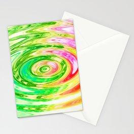 Holland Chakra Circle Pink Stationery Cards