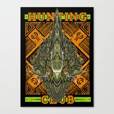 Hunting Club: Astalos Canvas Print