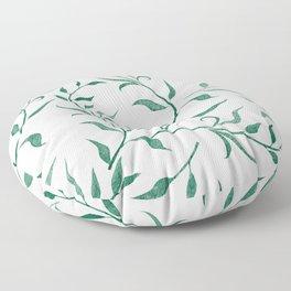 Leaves 4 Floor Pillow