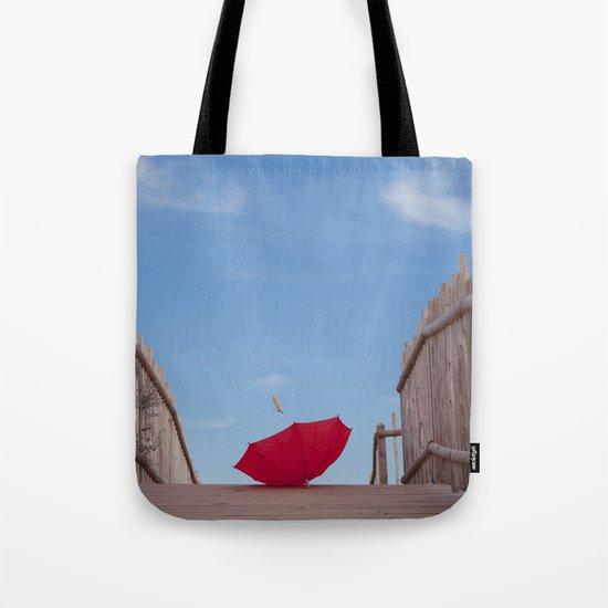 Lost umbrella  Tote Bag