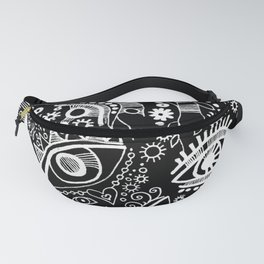 """The Watching Willow"" Fanny Pack"