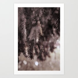 Stille Nacht ~ Silent Night Art Print