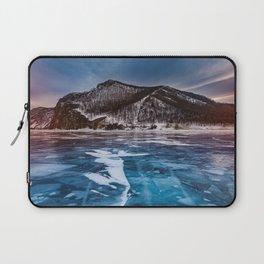 Snow Mountain No1 Laptop Sleeve