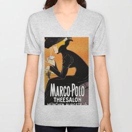 Marco Polo Unisex V-Neck