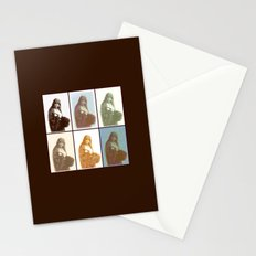 Gypsies 6 Stationery Cards